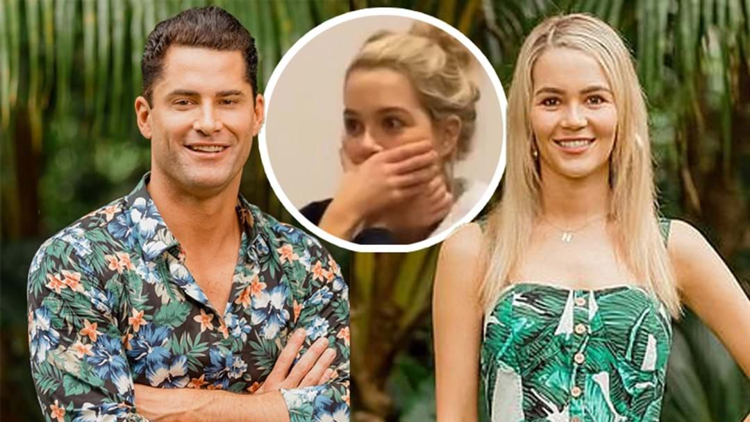 """Article heading image for Bachelor In Paradise: Helena Responds To Jamie """"Wetting His Pants"""" Over Her!"""