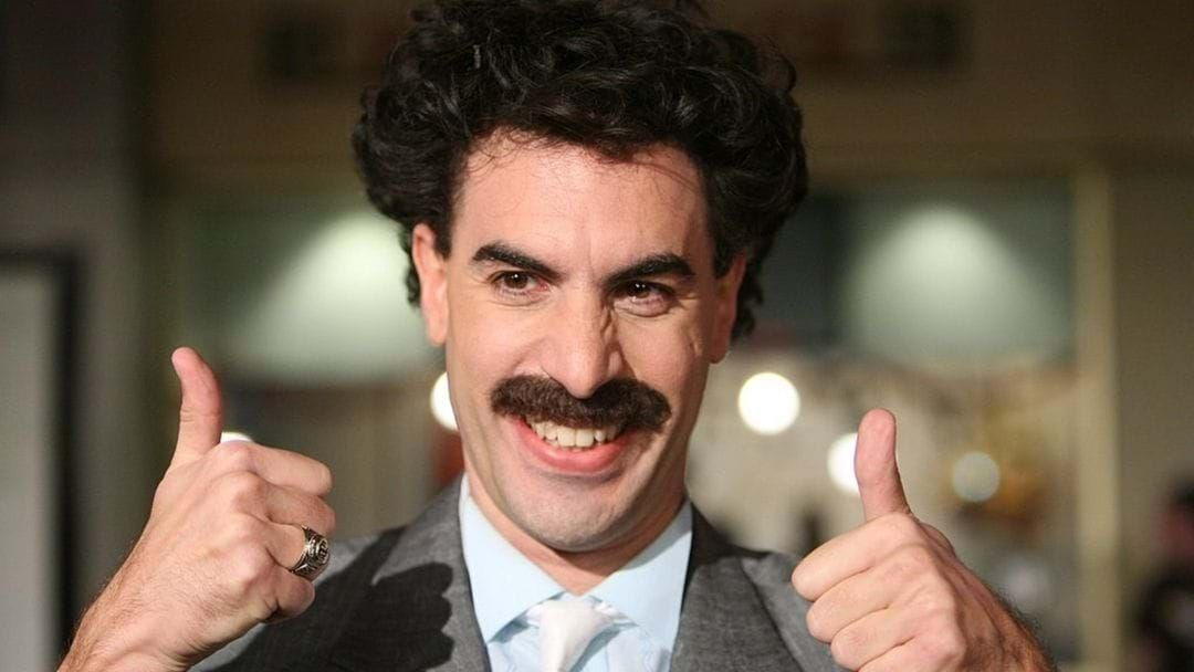 Article heading image for Is This REALLY The New Ridiculous Title For The Upcoming Borat 2 Film?