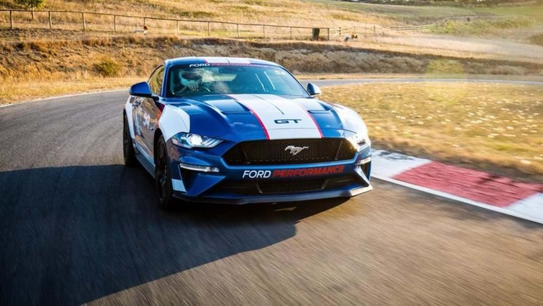 Article heading image for OFFICIAL: Ford To Race Mustangs In Supercars Next Year