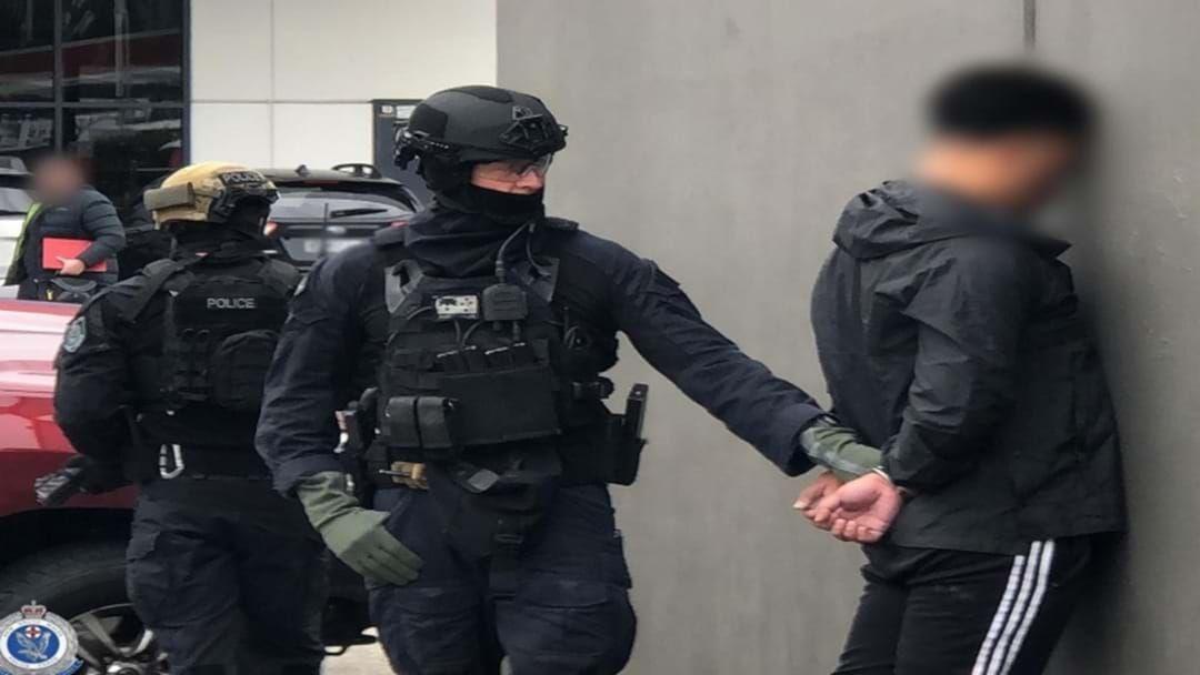 Article heading image for Major Cocaine Bust Foils International Drug Cartel Hitting Australian Shores