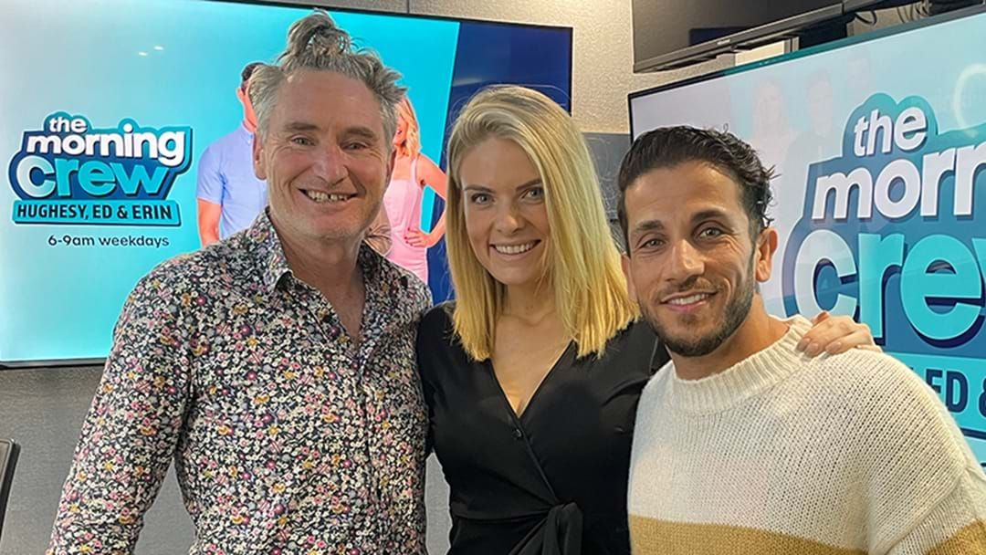 Article heading image for Firass Dirani Reveals Why He's Decided To Quit Drinking