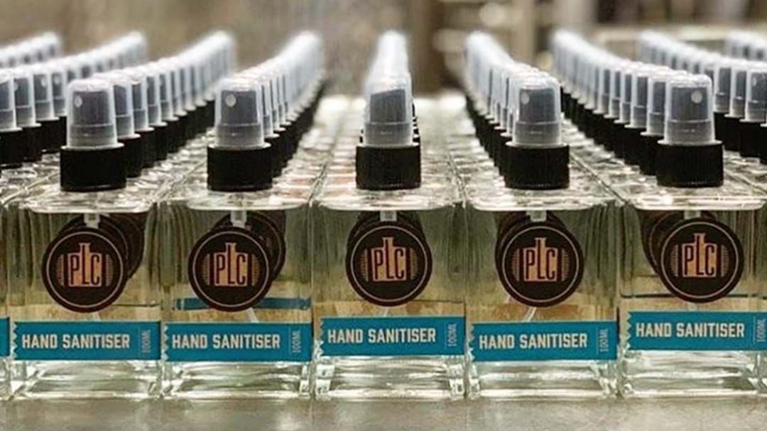 Article heading image for PSA: This Local Distillery Is Giving Away 200 Free Gin Scented Hand Sanitisers With Every Bottle