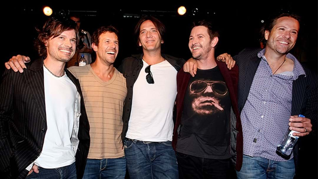 Article heading image for Powderfinger On Releasing New Music, The Importance Of Their Live Stream Reunion And What They're Up To