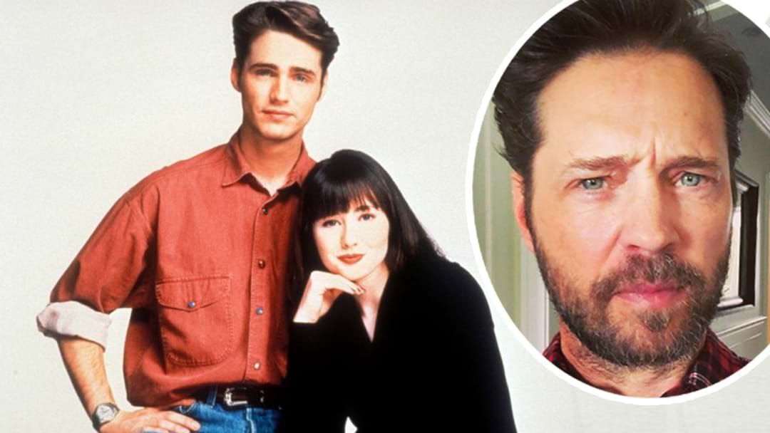 Article heading image for Jason Priestley Reveals All On The 'Beverly Hills, 90210' Reboot