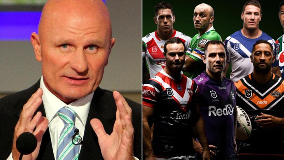 Article heading image for Sterlo Shares His Footy Tips For Round 7 & Thoughts On Stephen Kearney Sacking