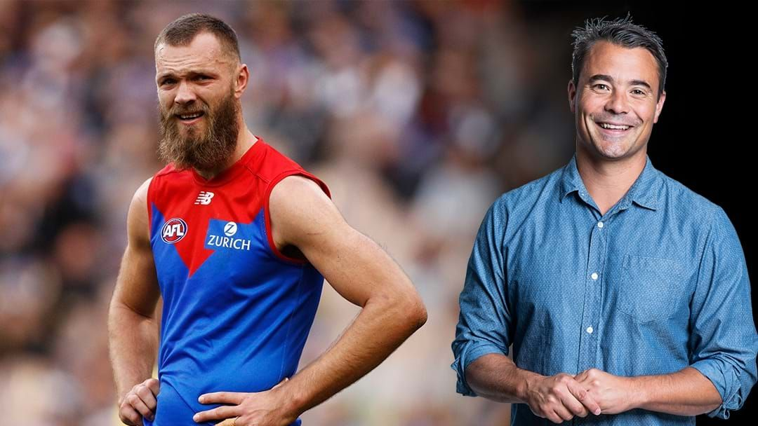 Article heading image for Jay Clark Defends The Salary Estimates Published About Max Gawn