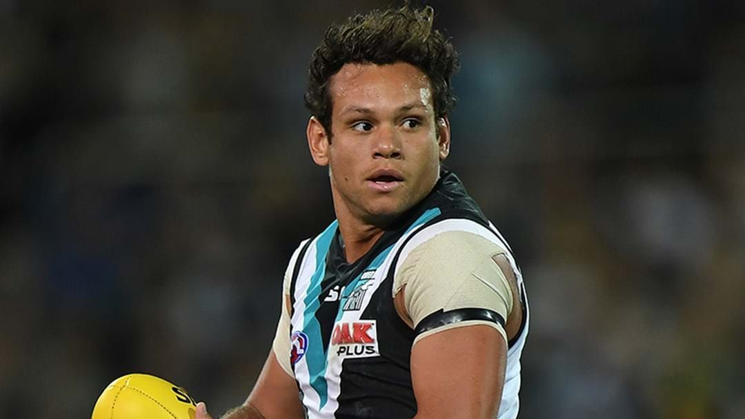 Article heading image for Steven Motlop Has Been Dropped By Port Adelaide