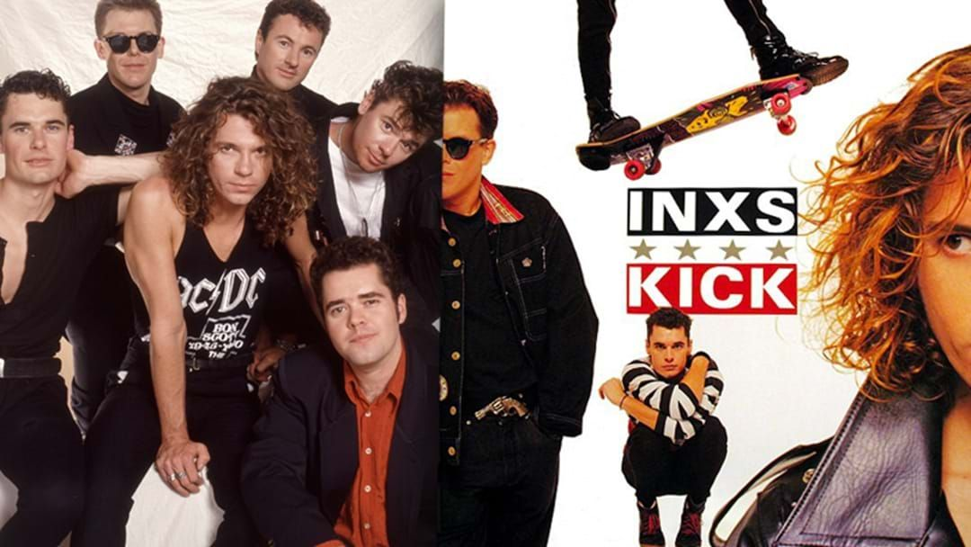 Article heading image for 33 Years Ago This Week, INXS Rocked The World With Their Biggest Album Ever, KICK