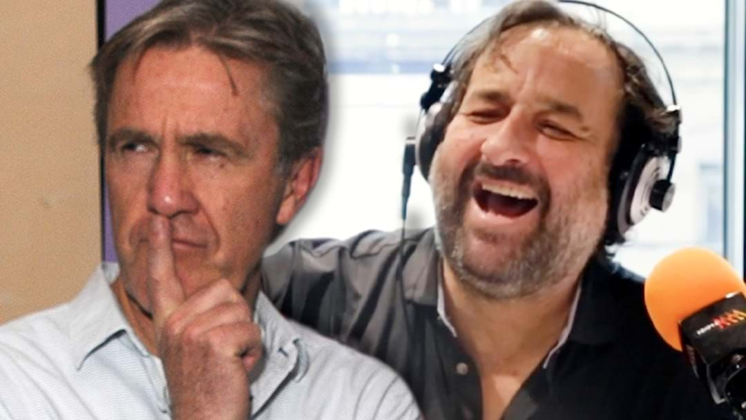 Article heading image for Glenn Robbins Dishes Some Dirt On Mick Molloy From Around The Office