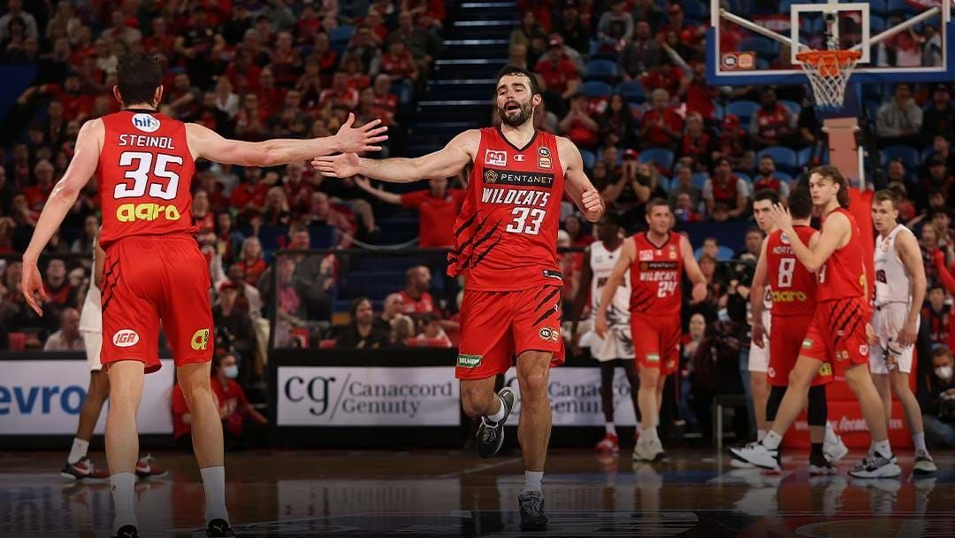 Article heading image for Perth Wildcats Secure Grand Final Berth, Dream Of 3-Peat Alive