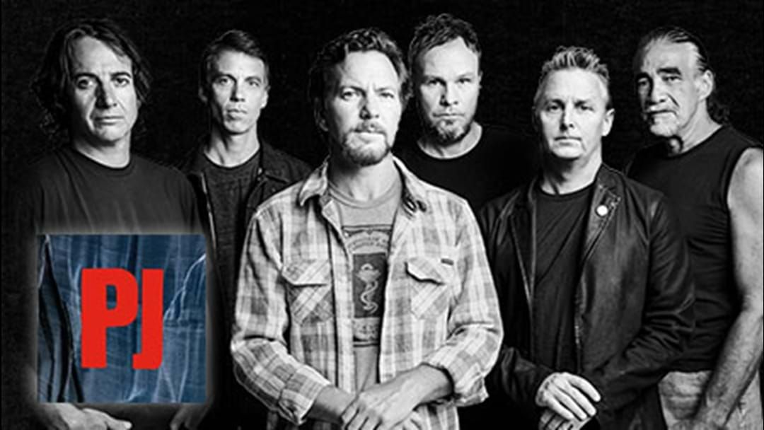 Article heading image for Pearl Jam Have Announced New Album And North American Tour