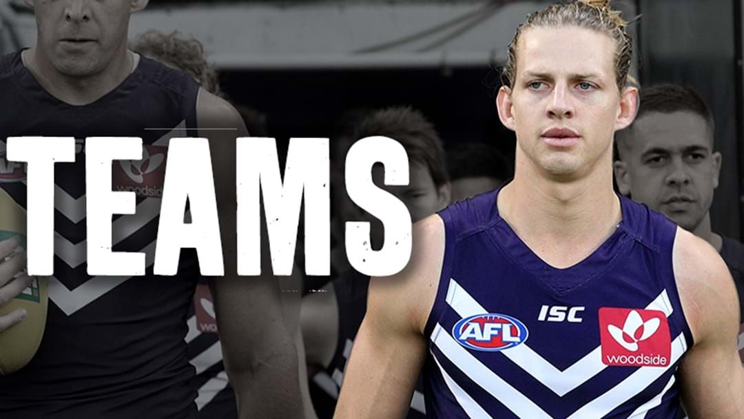 Article heading image for AFL Teams: Round 16, 2018