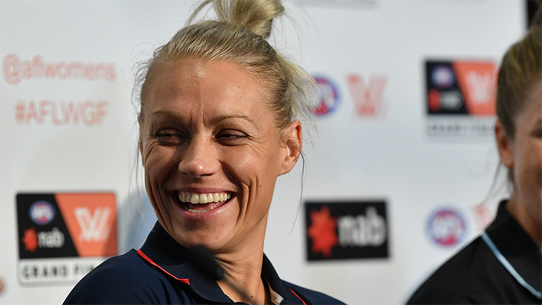 Article heading image for Erin Phillips Wins Best & Fairest At The 2019 AFLW Awards
