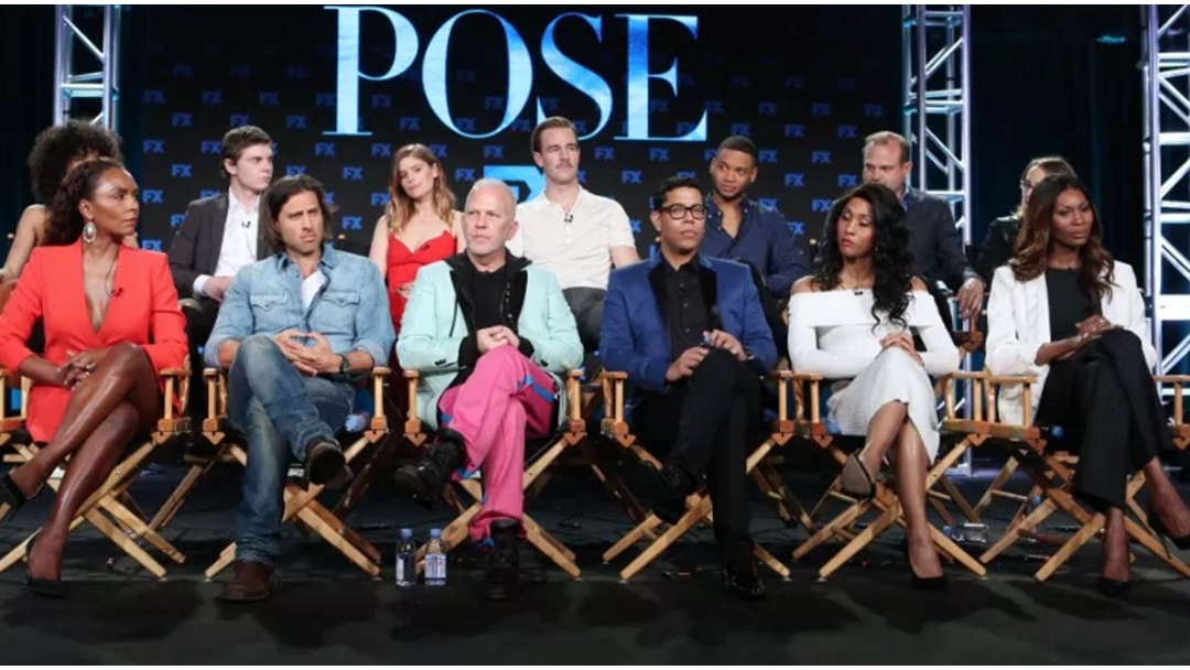 Article heading image for Pose Cast Exclusive