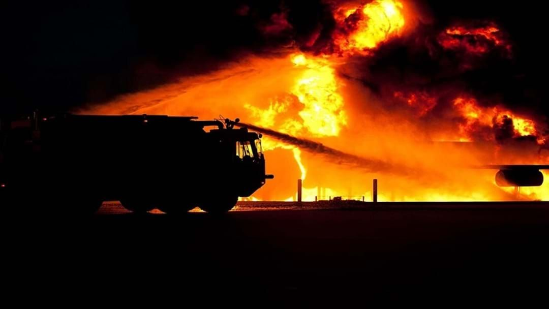 Article heading image for Industrial Estate Gutted By Fire At Molendinar