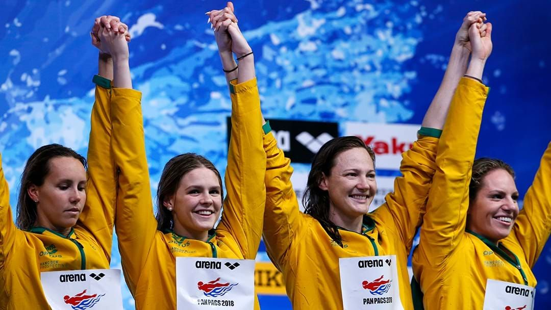 Article heading image for Swimming Australia Has Denied Covering Up Positive Drug Test