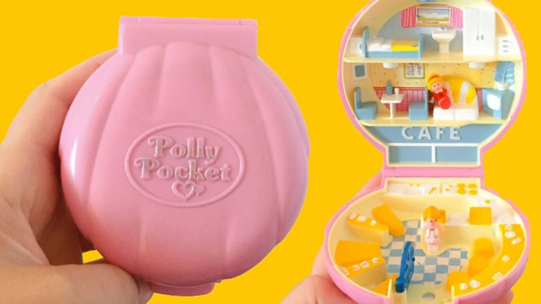 Article heading image for Your Old Polly Pocket Collection Could Be Worth Thousands