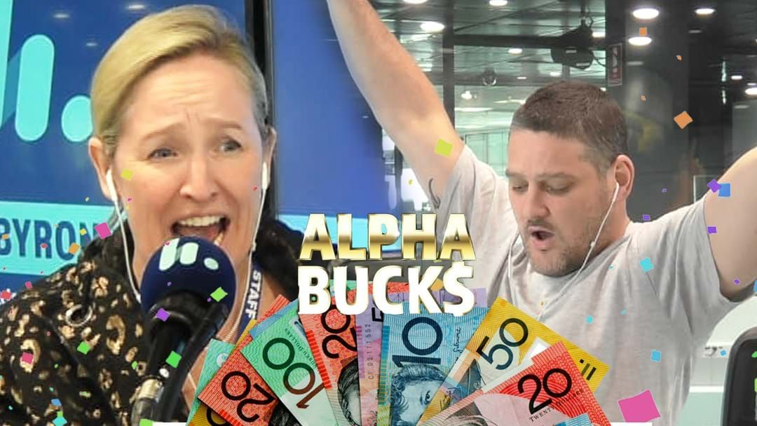 Article heading image for Single Mum Wins $10,000 Playing Alphabucks On Fifi, Fev & Byron And WE'RE CRYING!