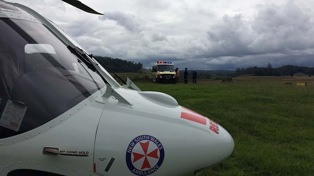 Article heading image for COFFS HARBOUR: Man Airlifted to Hospital Following Ulong Motor Cross Accident