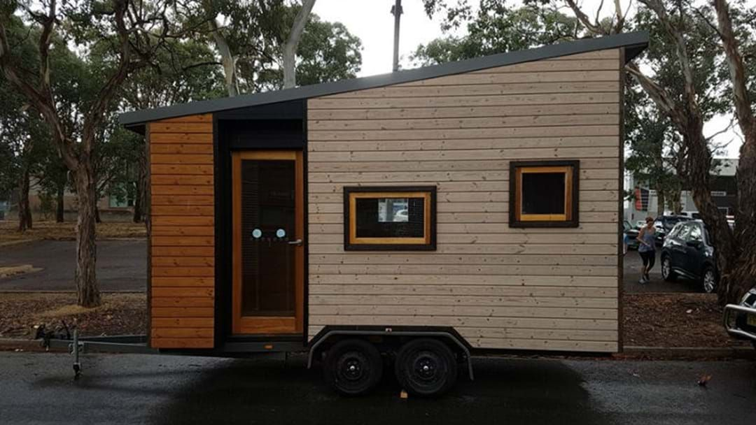 Article heading image for MAN ARRESTED IN QLD AFTER STEALING TINY HOUSE FROM ACT