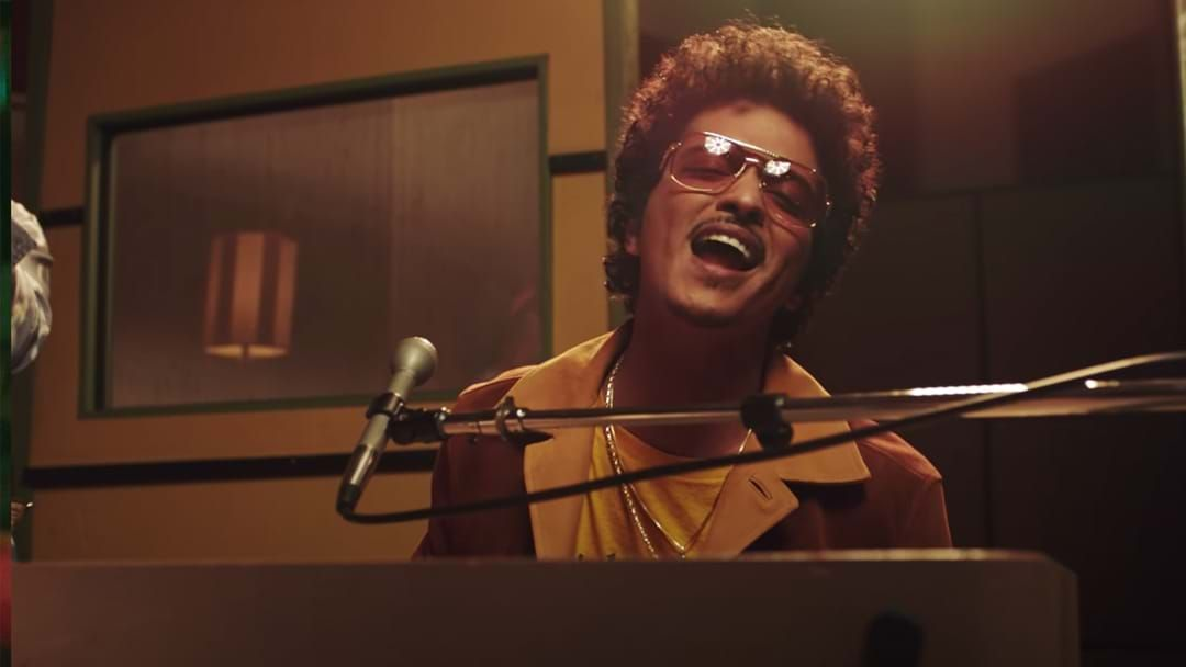 Article heading image for Bruno Mars Drops New Collab Track 'Leave The Door Open'