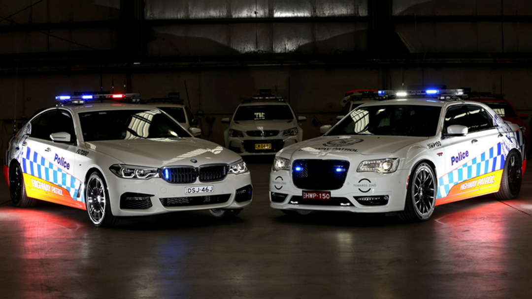 Article heading image for NSW Police Reveal New Highway Patrol Fleet