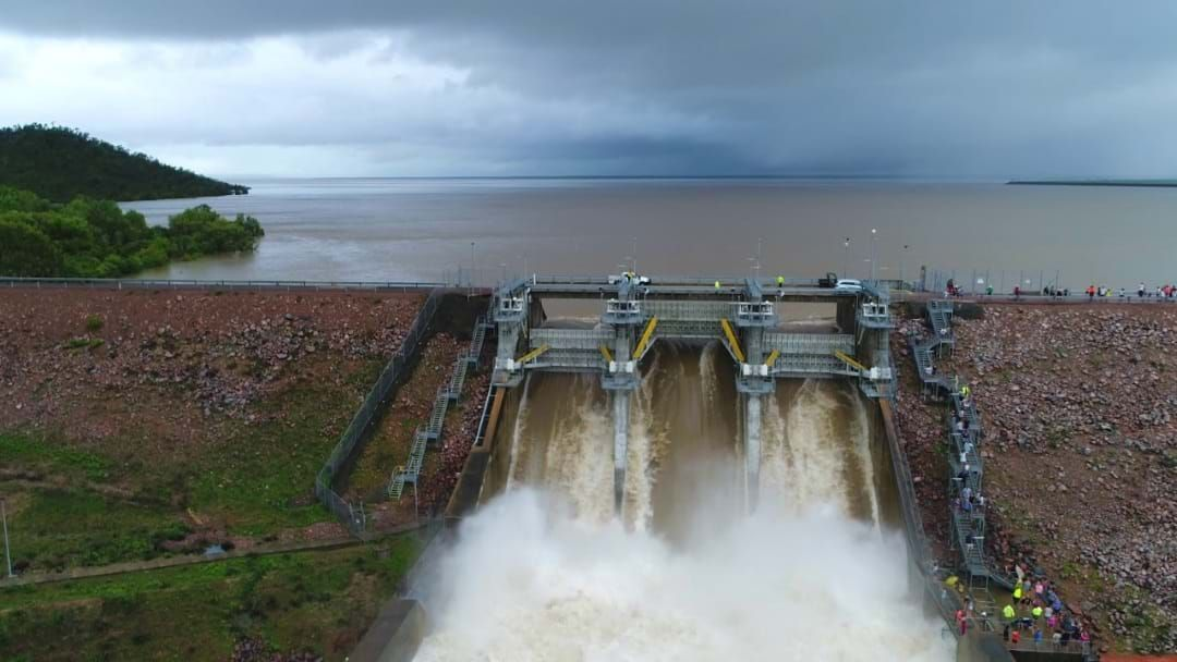 Article heading image for CHANGE OF PLANS | Ross River Dam To Be Managed By Townsville City Council