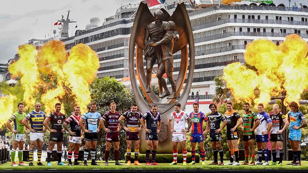 Article heading image for OFFICIAL: The 2019 NRL Draw Has Just Been Released