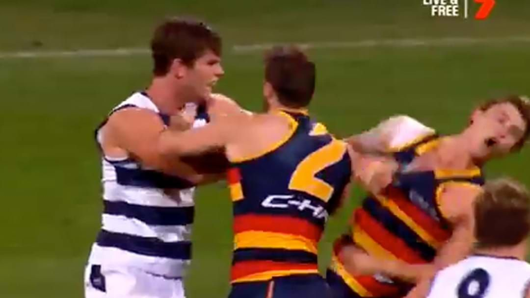 Article heading image for MRP Hand Down Tom Hawkins Penalty