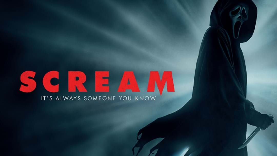 Article heading image for First Trailer Released For Upcoming 'Scream' Movie