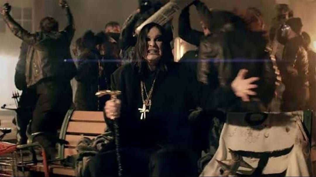 Article heading image for Ozzy Osbourne Is Back With A Brand New Music Video