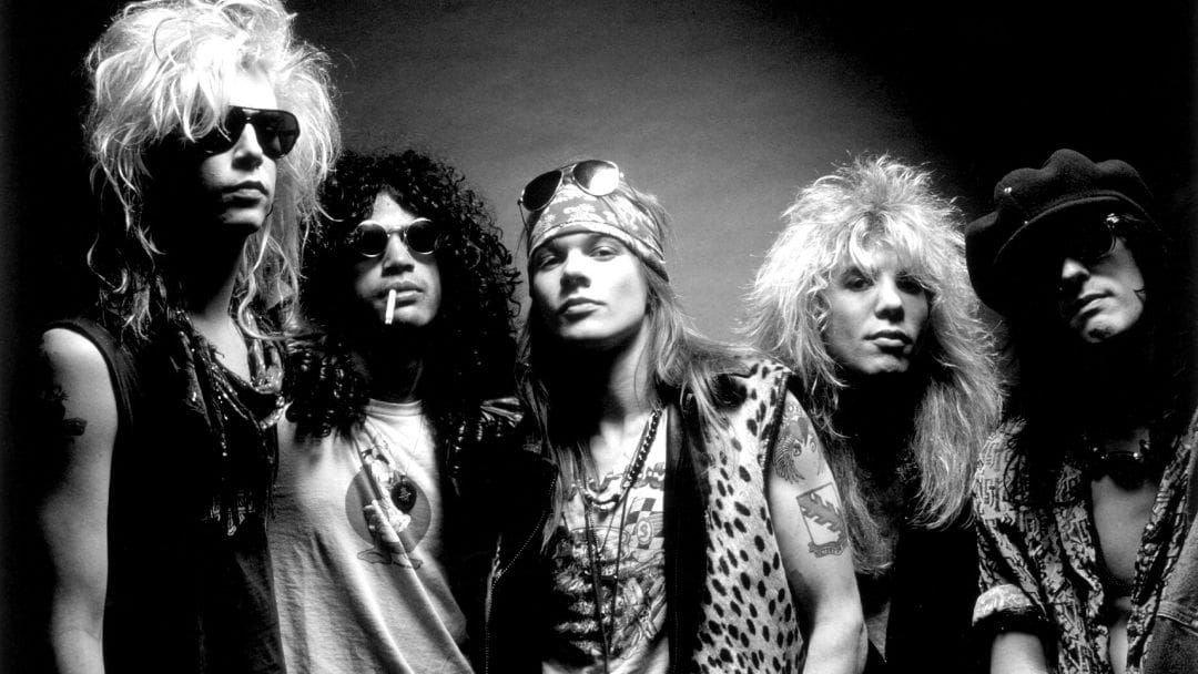 Article heading image for Guns N Roses Has Released A Children's Picture Book