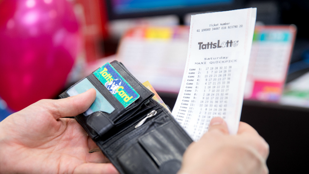 Article heading image for Lotto Lucky: Guy Accidentally Wins Lotto Twice