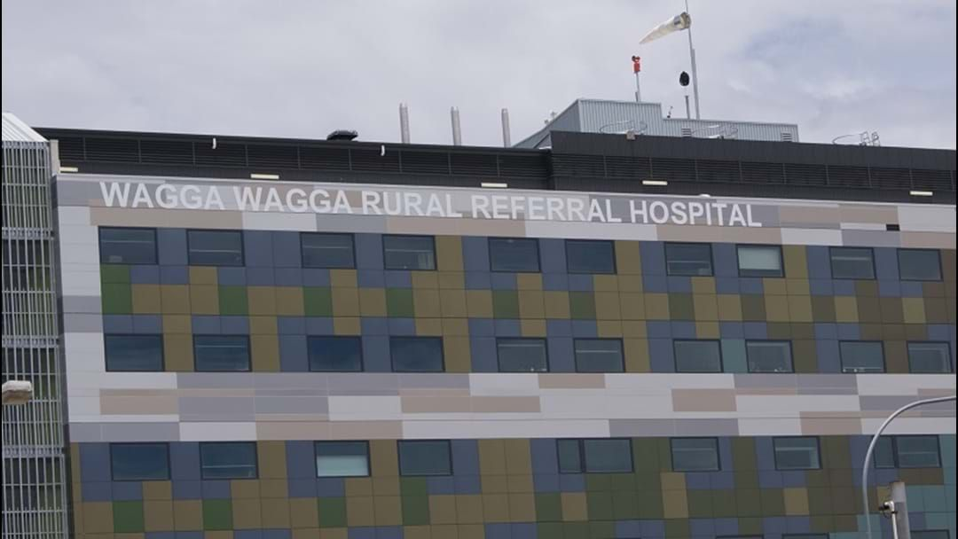 Article heading image for Mental health infrastructure funds for Wagga Base