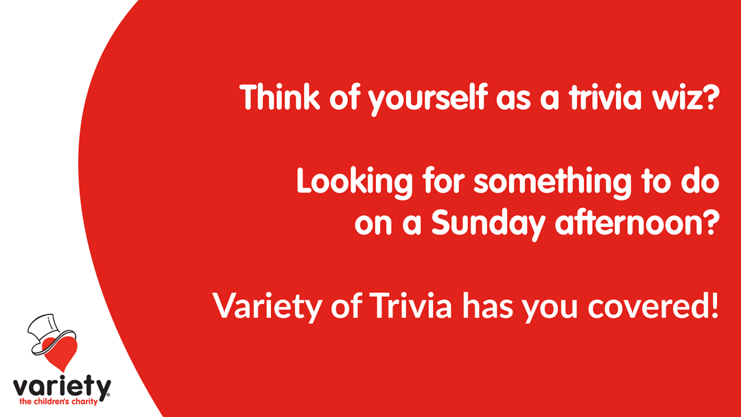 Article heading image for Register Your Family for the Variety of Trivia Fundraising Event!