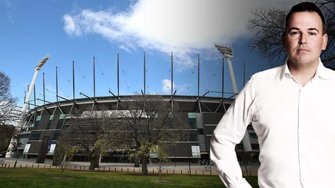 Article heading image for Tom Browne Says The Grand Final Is Likely To Be A Day Game Next Year