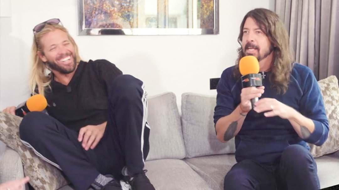 Article heading image for Dave Grohl Shares Greatest Rock & Roll Story Ever In Interview With Jane Kennedy