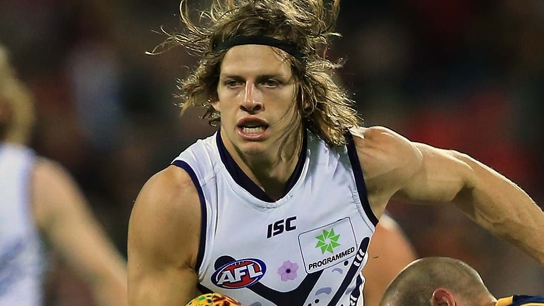 Article heading image for Fremantle Star Nat Fyfe Set For Round 1, Coach Ross Lyon Says