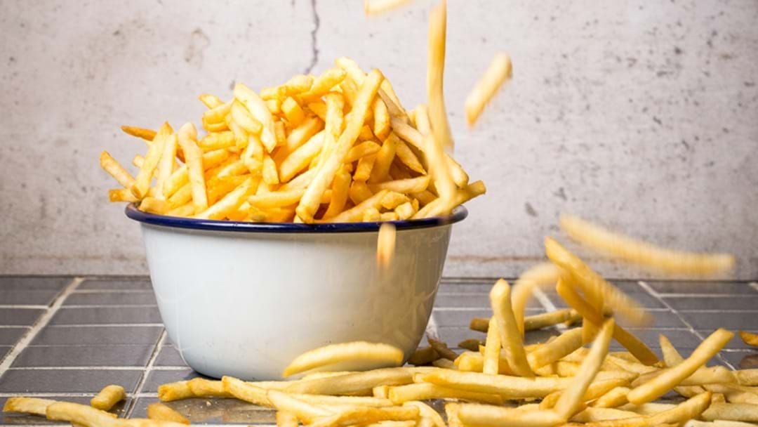 Article heading image for Here's Where To Get FREE Fries For Lunch In Queensland Today