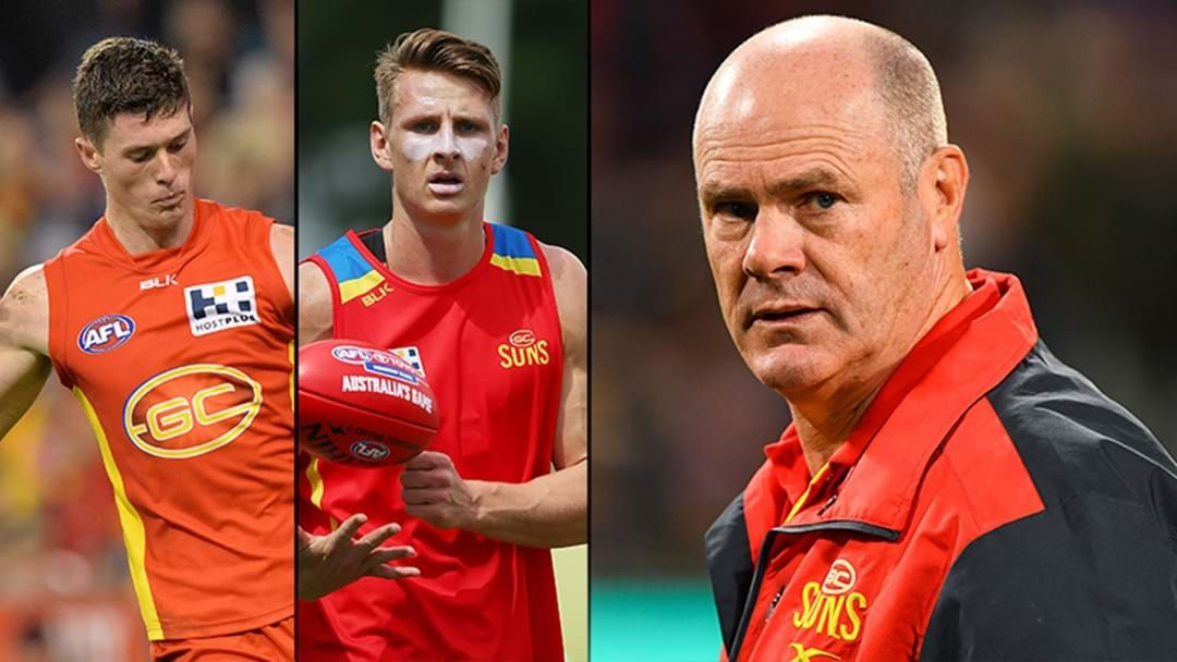 Article heading image for Two Former Gold Coast Players Leave Balwyn After Rodney Eade Gets Appointed Coach