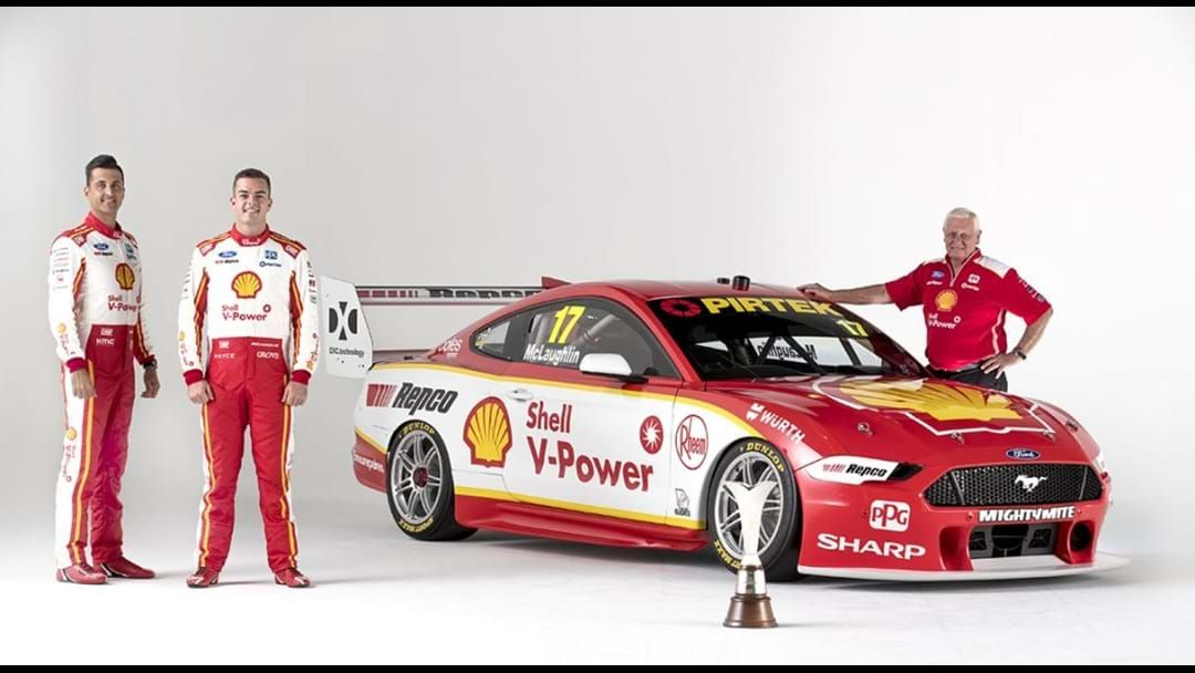 Article heading image for Saddle Up, The Shell V-Power Mustangs Have Arrived