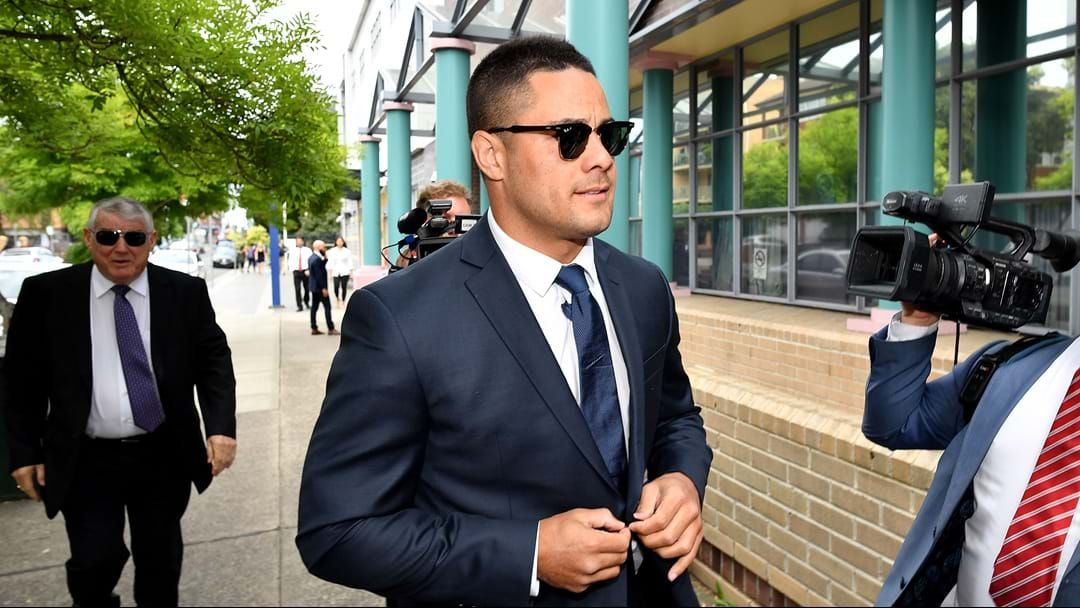 Article heading image for Jarryd Hayne To Plead Not Guilty To Alleged Sexual Assault