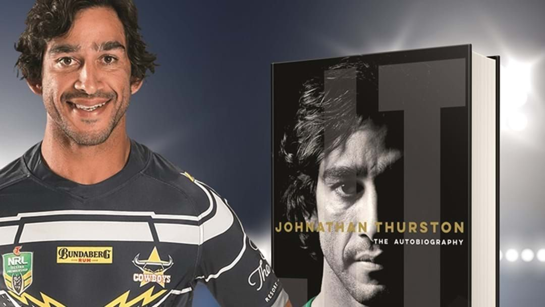 Article heading image for Johnathan Thurston Book Signing: Toowoomba