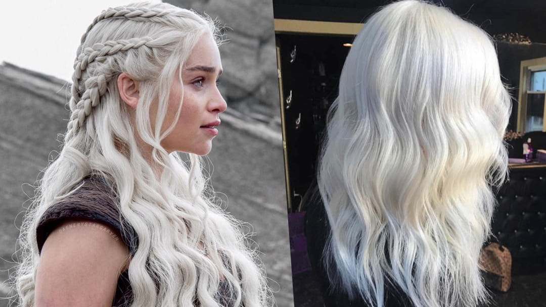 Article heading image for 'Nordic White' Hair Is The Winter Trend Your Inner Ice Queen Needs