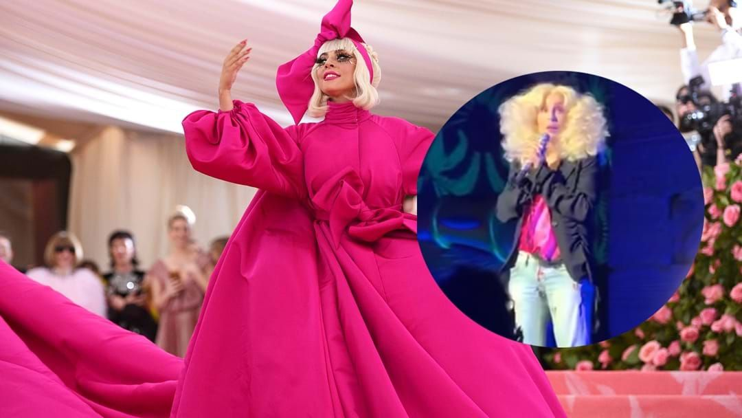 Article heading image for Cher Performed At The MET Gala And The Crowd LOST IT