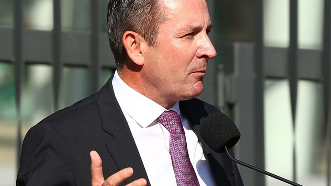 """Article heading image for McGowan On Palmer: """"I Have To Open The Borders If He Wins"""""""