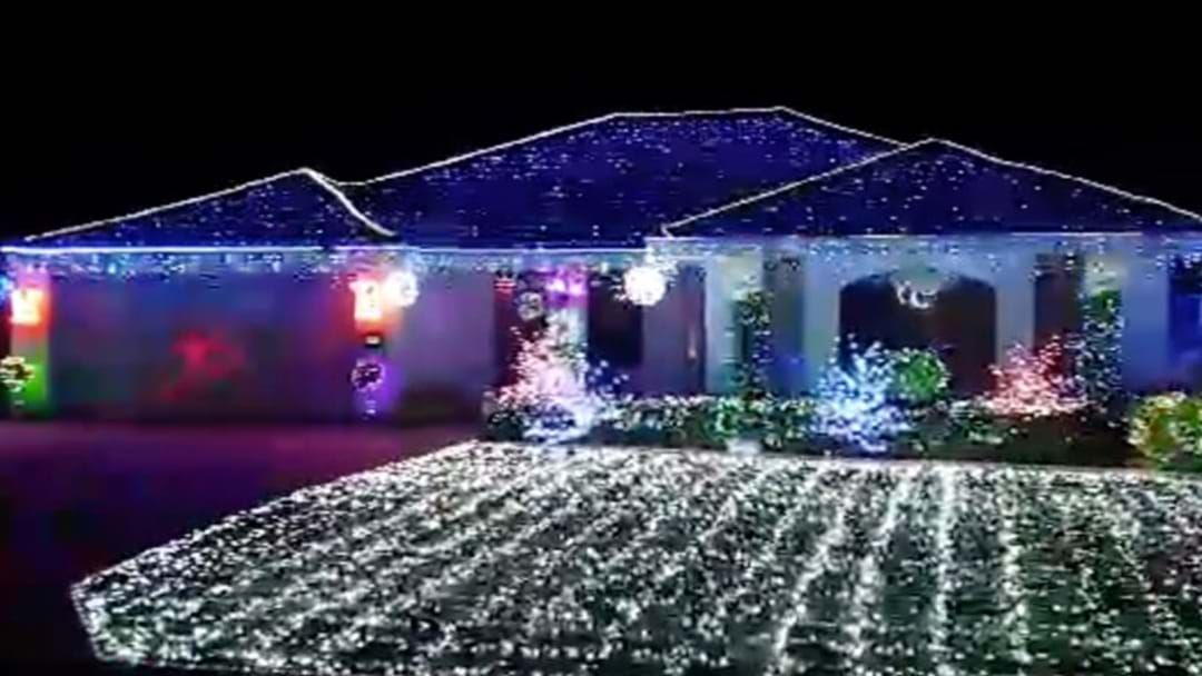 Article heading image for Is This Perth's Best Christmas Lights Display?
