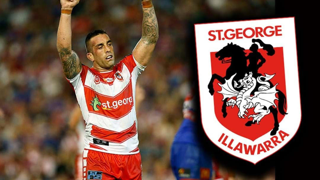 Article heading image for Paul Kent Reckons The Dragons Should Drop The Illawarra Name