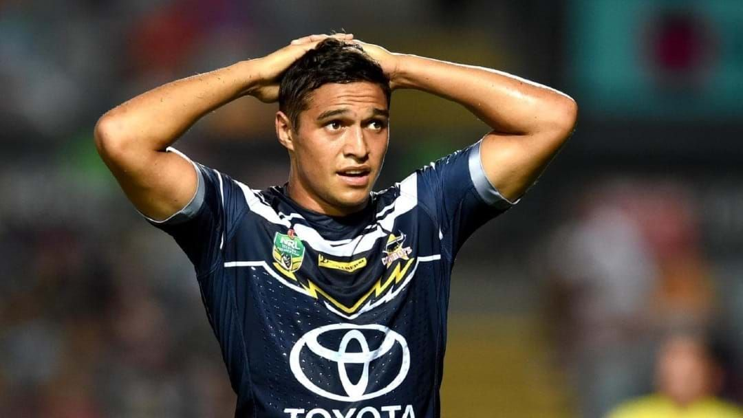 Article heading image for The 2019 NRL Season Is Over For Te Maire Martin