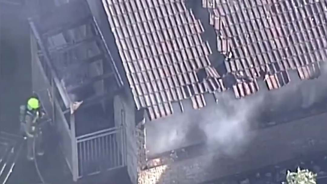 Article heading image for Three People Hospitalised After Sydney House Fire
